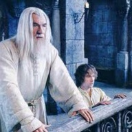 Gandalf and Pippin