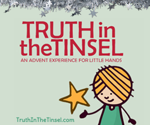 Truth in the Tinsel Giveaway