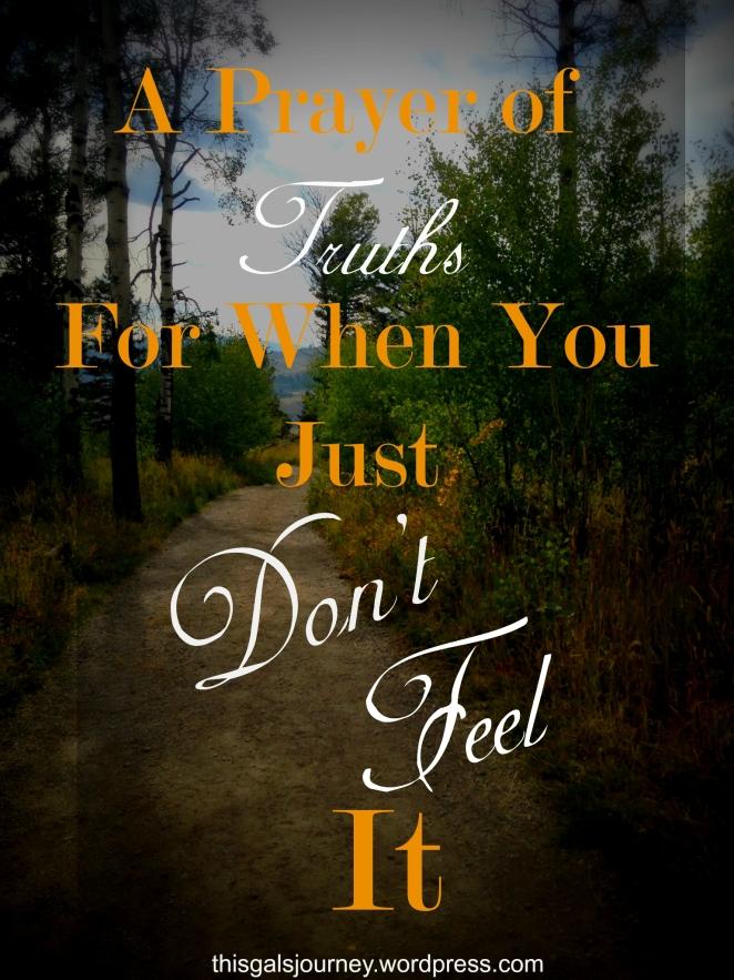 Truth Prayer