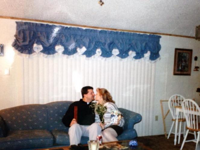 December 31, 1999 Just hours before my life would change forever in the best possible way.